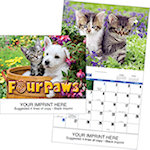 Four Paws Wall Calendars